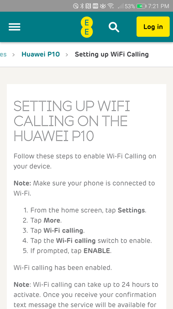 fido need to enable it for the device.