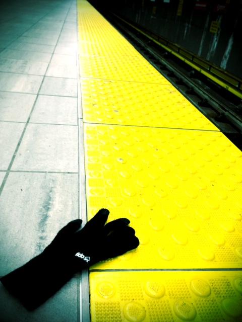 The Lost Fido Glove