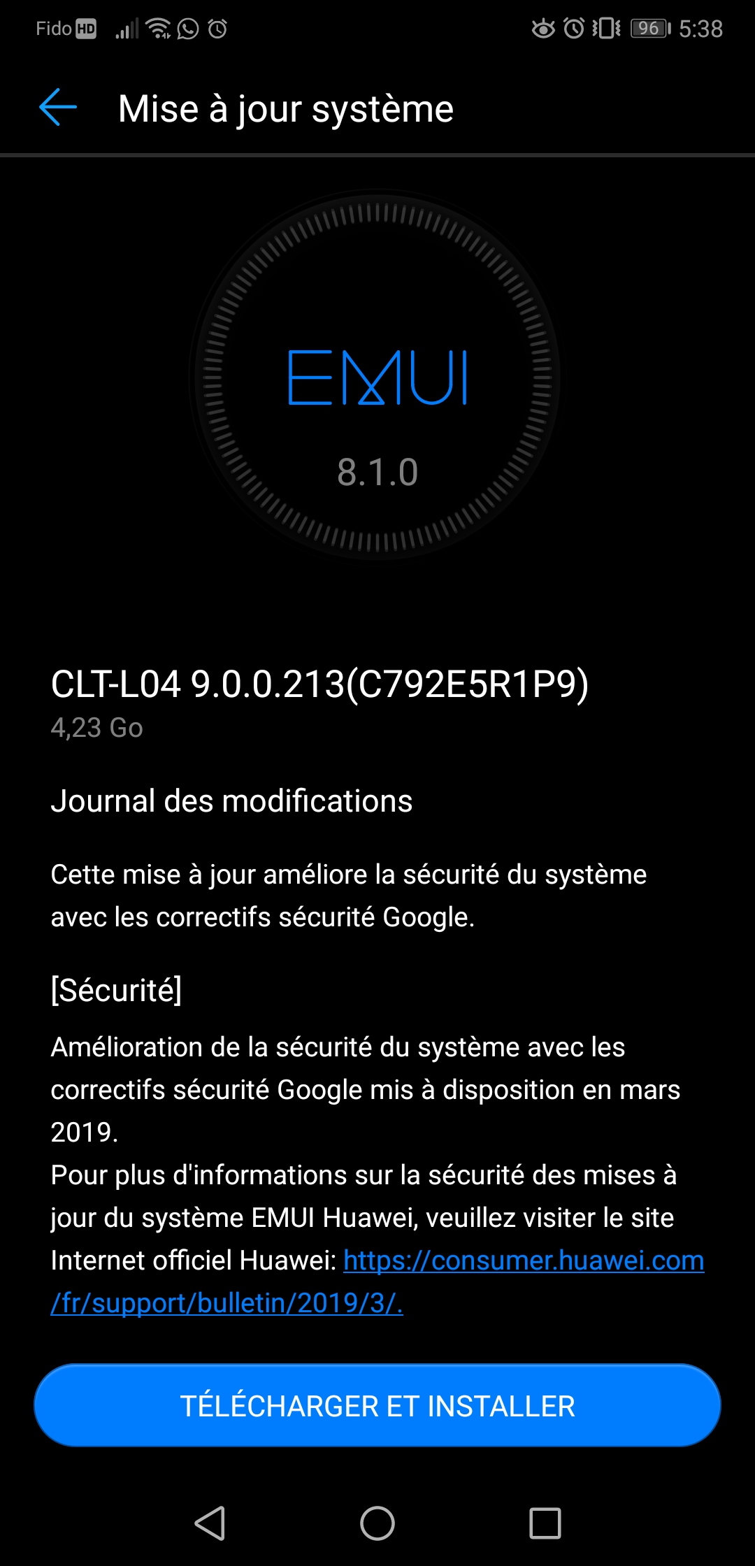 Solved: Huawei P20 Pro Android Pie update cause GPS issues - Page 3