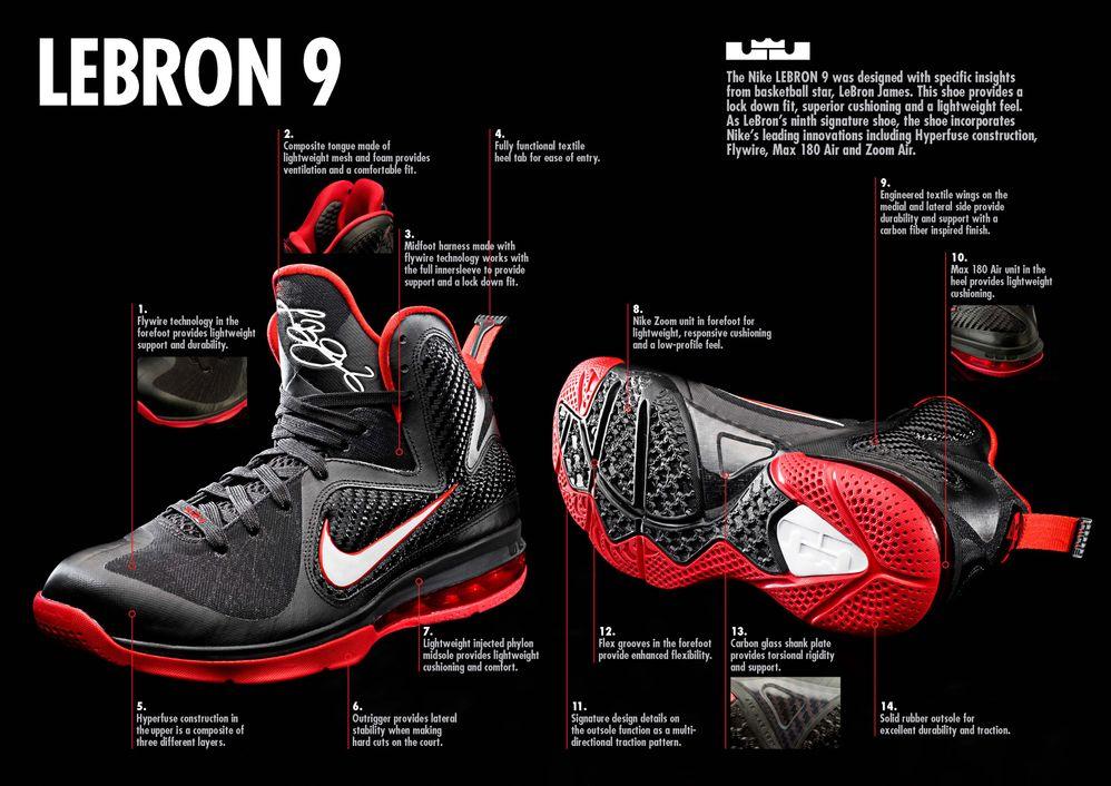 LeBron 9